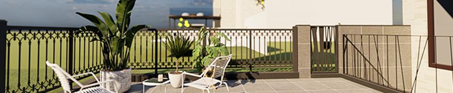 私人别墅别墅花园设计中有什么因素是不可忽视的呢?